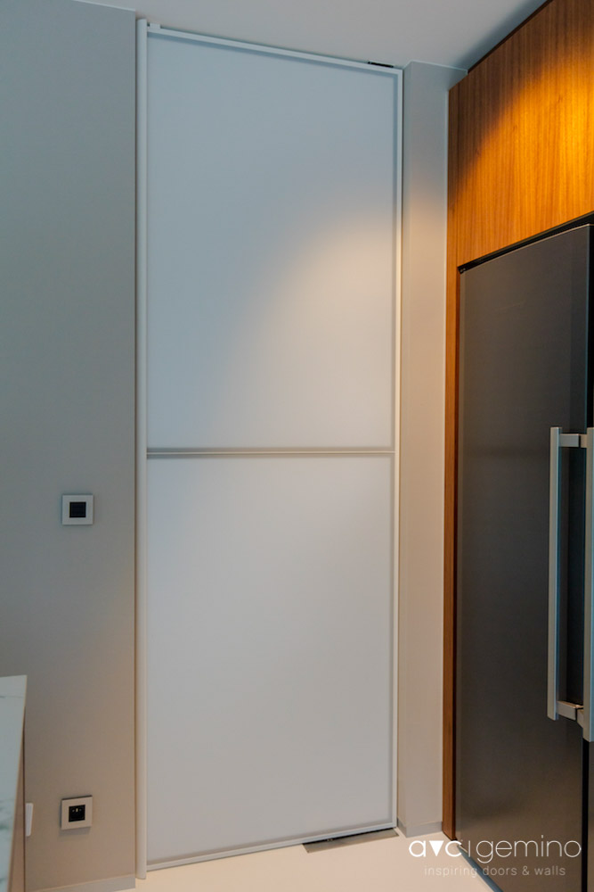 Monovolume Pivot Door AVC Gemino - Porte pivot