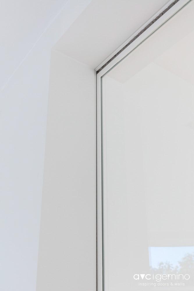 Minimalist sliding door avc gemino - 3 portes coulissantes ...