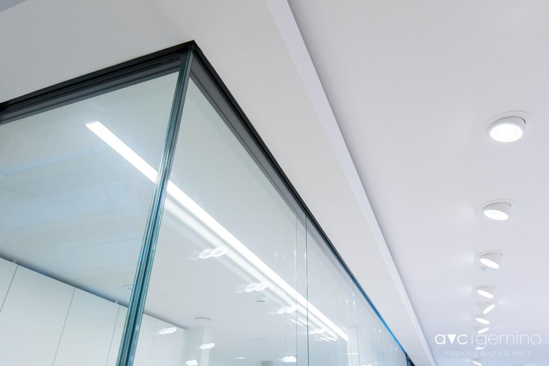 Gemino Integrated Office Walls Avc Gemino