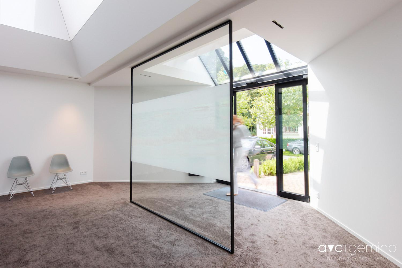 Gemino modular office walls avc gemino