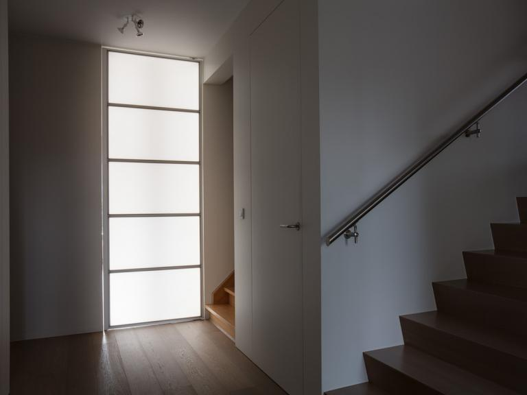 AVC Gemino lumidoor lichtdeur lighting porte eclairee