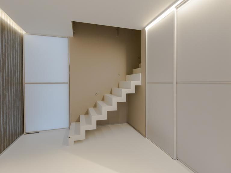 AVC Gemino microvolume kastdeur cabinet door porte armoire