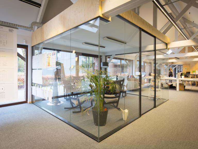Kantoorwanden office walls parois de bureau