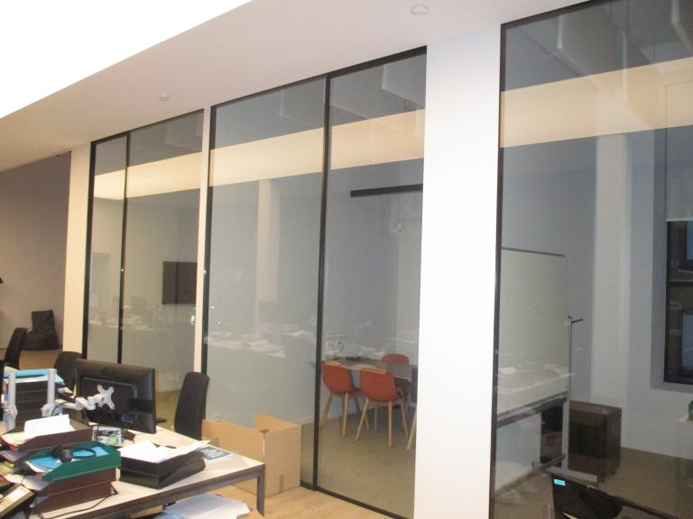 Gemino Modular Office Walls Avc Gemino