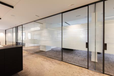 Gemino acoustic walls and doors