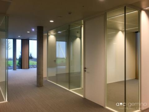 Kantoorwanden Office walls parois bureaux